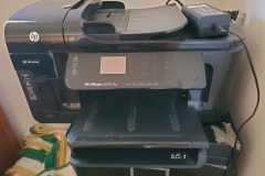 FREE! HP Color Ink Jet Multifunction Fax, Scanner, 2-sided printer.