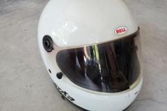 ($10) Bell Motorcycle Helmet Size 7 1/4