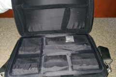 FREE!  Padded Laptop briefcase - 2 padded compartments