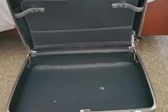 FREE! Grey hard-sided Samsonite briefcase