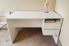 ($10) Desk - simple but serviceable - great student or hobby desk