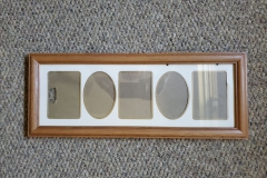 FREE!  Picture frame